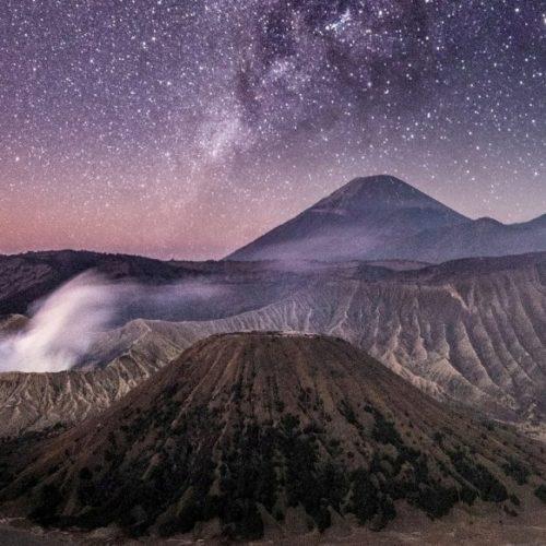 Для главного слайдера Вулкан Бромо Ява Индонезия Alfons Taekema Unsplash