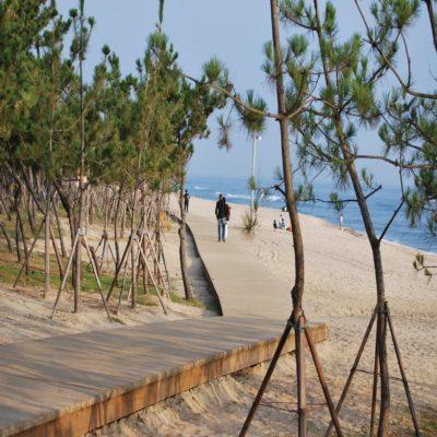 Пляж Каннына Корея