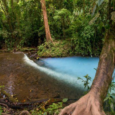 Рио Селесте Коста Рика