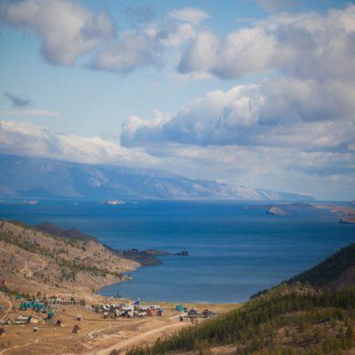 Малое Море Байкал Россия