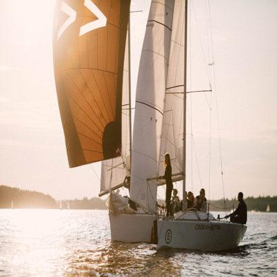 Команда на яхтах