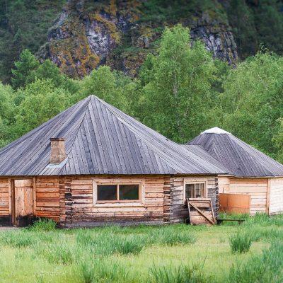 Музей-заповедник «Казановка» Хакасия Россия