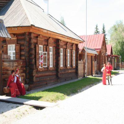 Музей-заповедник «Шушенское» Красноярский край Россия