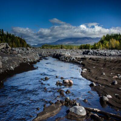 Река Студеная Камчатка Россия
