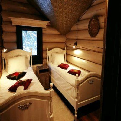 Спальня VIP-блок Мурманск Россия