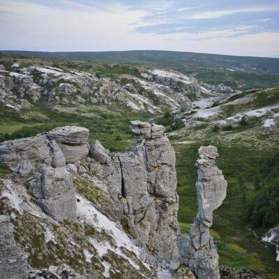 «Каменный город» НАО Россия