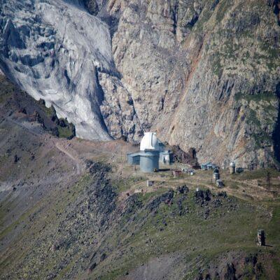 Астрофизическая обсерватория Эльбрус Россия