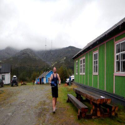 Лагерь МЧС Хибины Россия