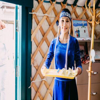Бурятское гостеприимство «Золотая Орда» Россия