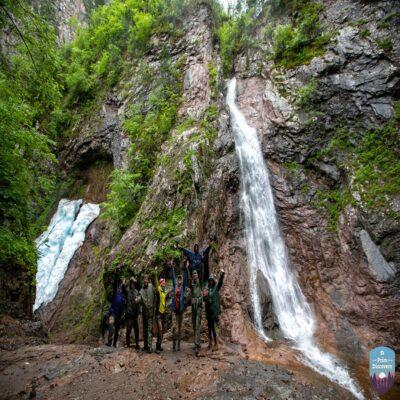 Водопад «Черный Шаман» Россия