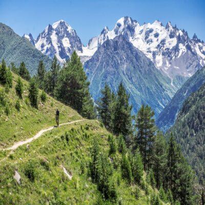 Горы Кавказа Россия