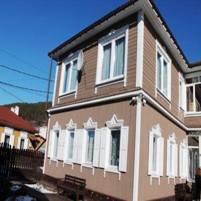 Гостевой дом «Усадьба Демидова» Листвянка Байкалика