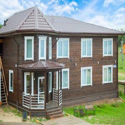 Гостевой дом BaikalWood Eco Lodge & Spa Ольхон Байкалика