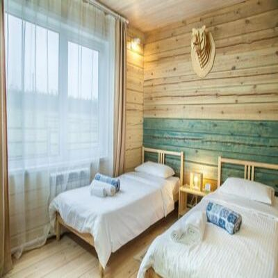 Гостевой дом BaikalWood Eco Lodge & Spa номер Ольхон Байкалика