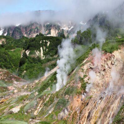 Долина гейзеров Камчатка Россия