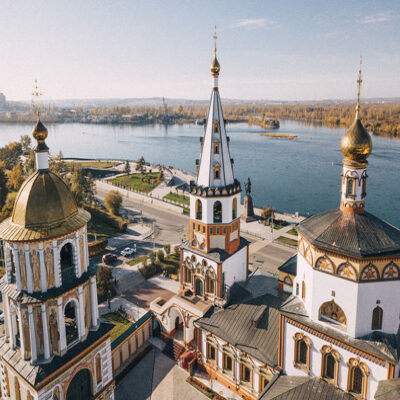 Иркутск Россия