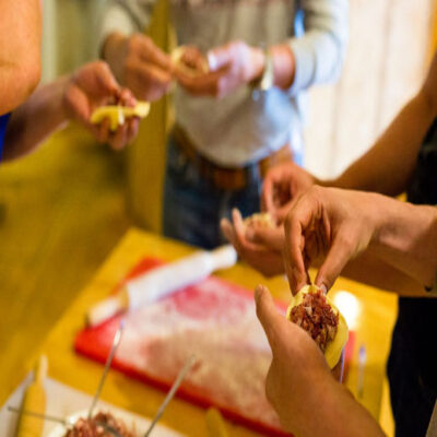 Кулинарный мастер-класс «Золотая Орда» Россия