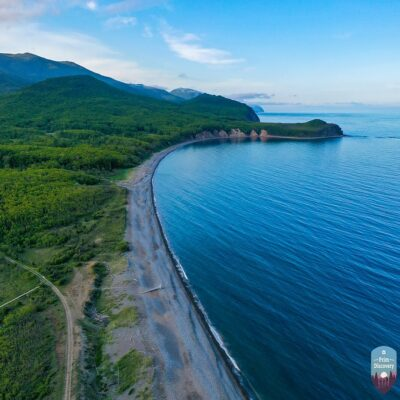 Мыс Северный Сихотэ Алинский биосферный заповедник Россия