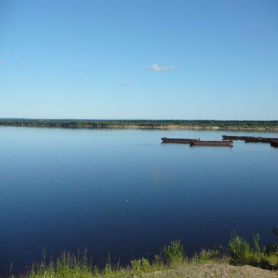 Река Печора НАО Россия