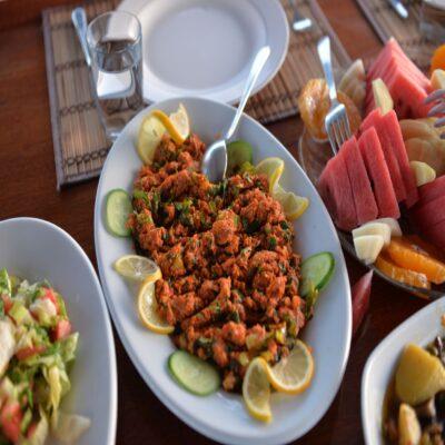 Вегетарианское питание Турция