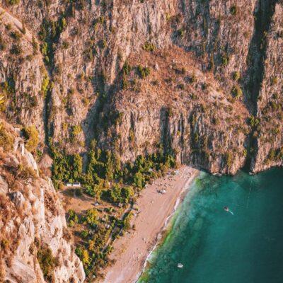 Долина Бабочек Олюдениз Фетхие Турция