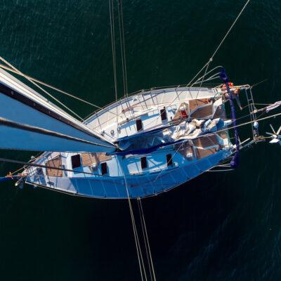 Наша яхта Турция