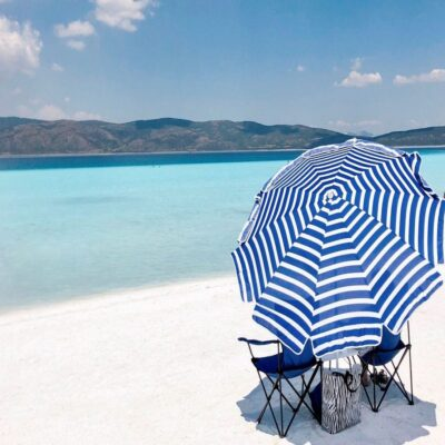 Озеро Сальда Турция