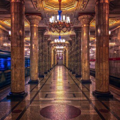 Петербургское метро Санкт Петербург