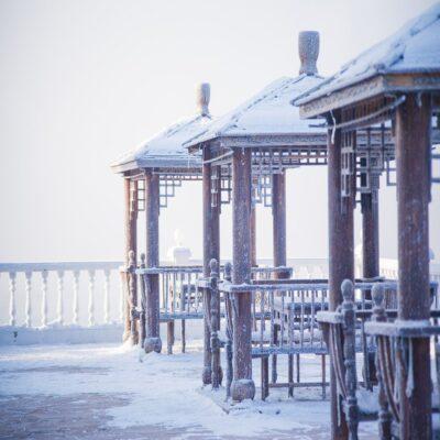 Поселок Никола Россия