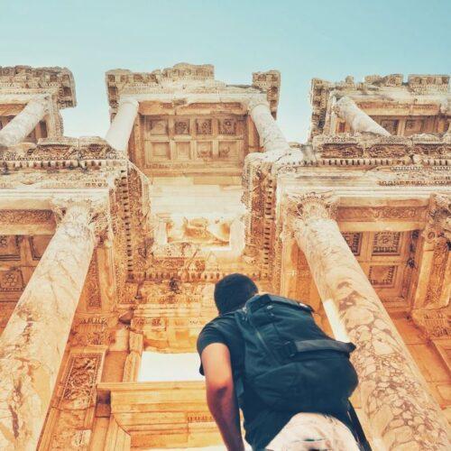 Храм Артемиды в Эфесе Турция