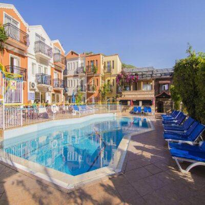 Magic Tulip Hotel Олюдениз Фетхие Турция