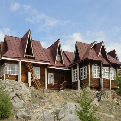 База отдыха «Чара» Байкалика