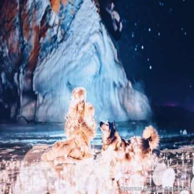 Волшебная фотосессия Байкал