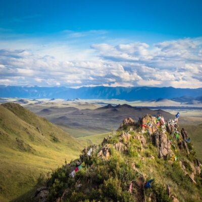 Горы Тывы Тыва