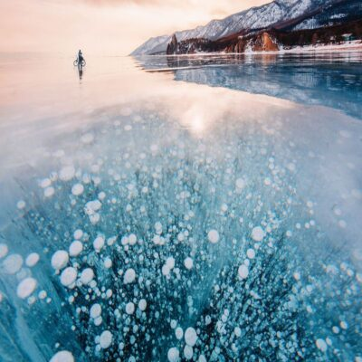 Пузырьки во льду