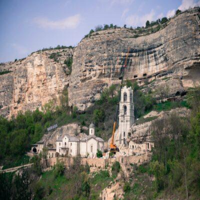 Свято-Успенский мужской пещерный монастырь в Бахчисарае 1 Крым Россия