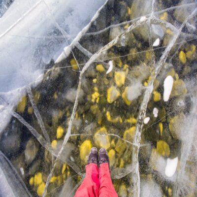 Чистейший лед