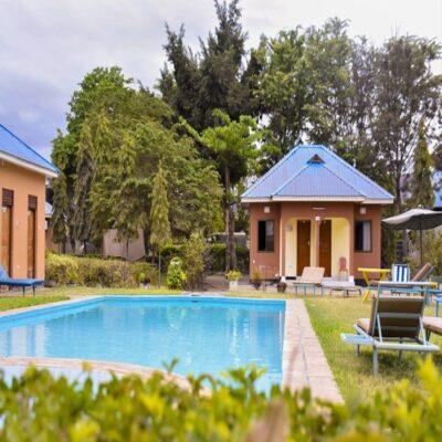 Fanaka Lodge в Мто Ва Мбу Танзания