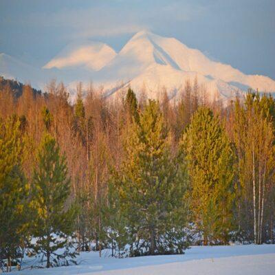 Баргузинский хребет Давша