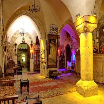 Гостевой дом Old City Mardin Мардин Турция Месопотамия 1