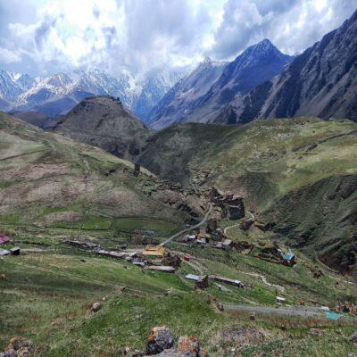 Дигорское ущелье Северная Осетия