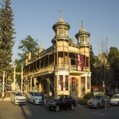 Кофейня Гукасова в Пятигорске КМВ Кавказские Минеральные Воды