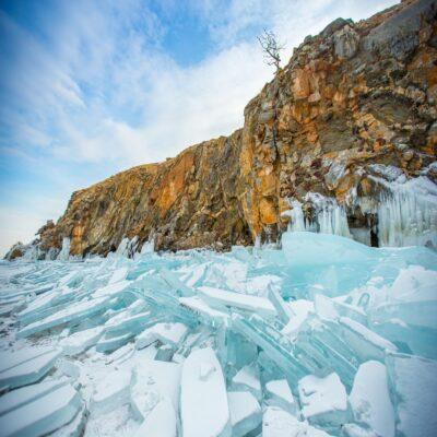 Ледовые торосы