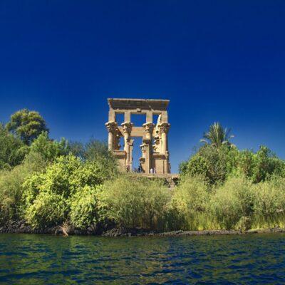 Остров Филе Асуан Нубия Египет