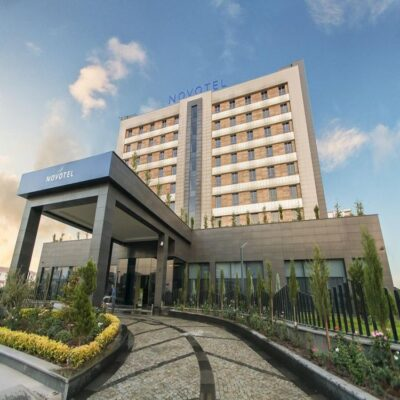 Отель Diyarbakir Novotel 4 Диярбакыр Турция Месопотамия 1