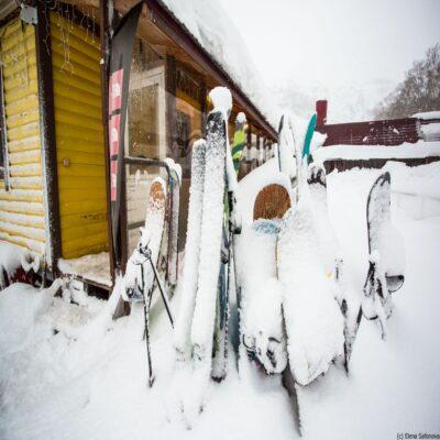 Парковка Камчатка Россия