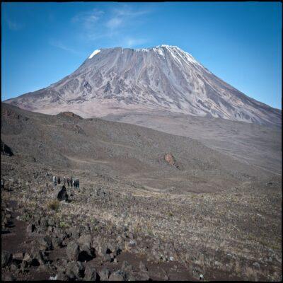 Пик Ухуру Килиманджаро Танзания