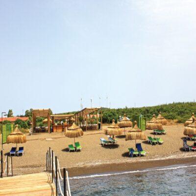Пляж Датча Турция