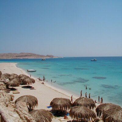 Пляж Хургады Египет