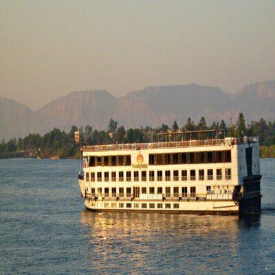 Пятизвездочный круиз по Нилу Луксор Египет